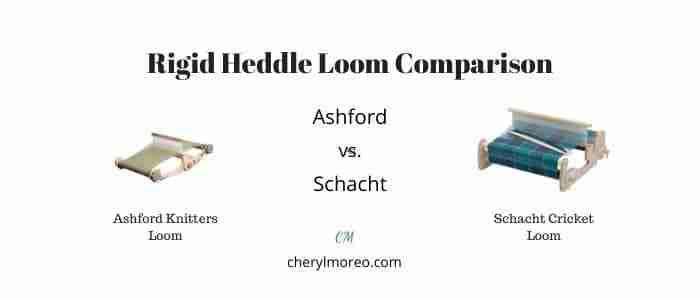Rigid Heddle Loom Comparison