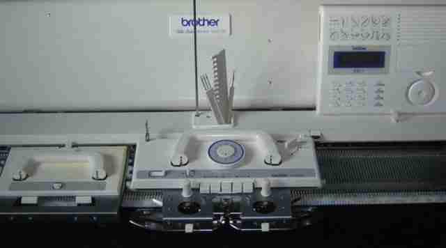 KH 970 knitting machine