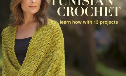 Get Hooked on Tunisian Crochet – Book Review