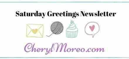 Saturday Greetings Newsletter #91