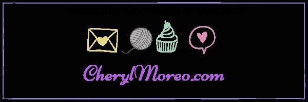 Saturday Greeting Newsletter 89