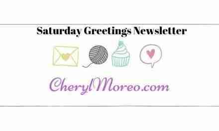Saturday Greetings Newsletter #88