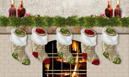 7 Knitted Christmas Stocking Patterns