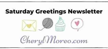 Saturday Greetings Newsletter #90