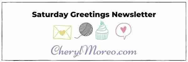 saturday greetings Newsletter
