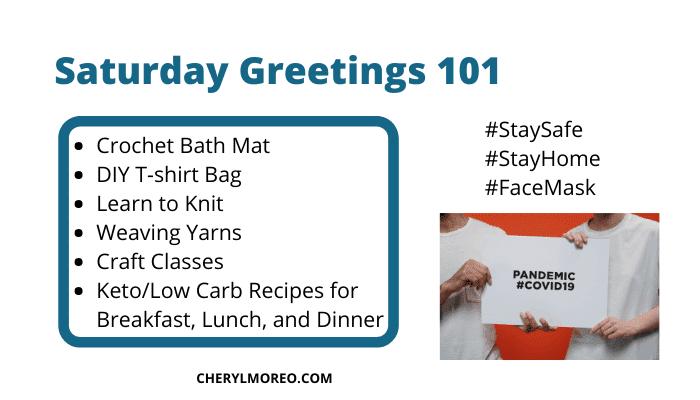 Saturday Greetings 101