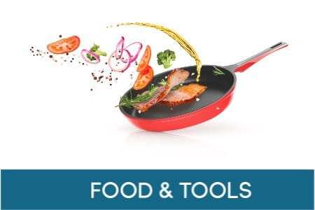 Food & Tools