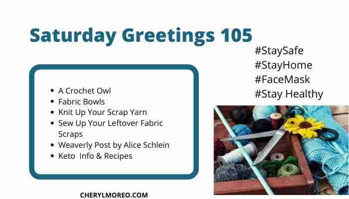 Saturday Greetings 105