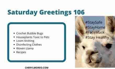 Saturday Greetings 106