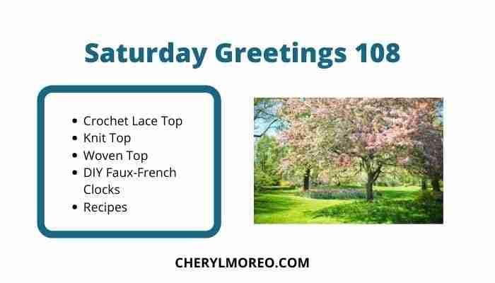 Saturday Greetings 108