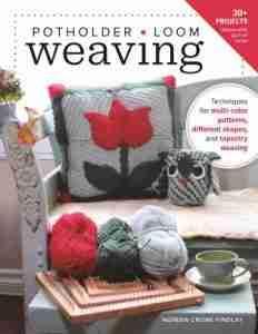 Potholder Loom Weaving – Book Review