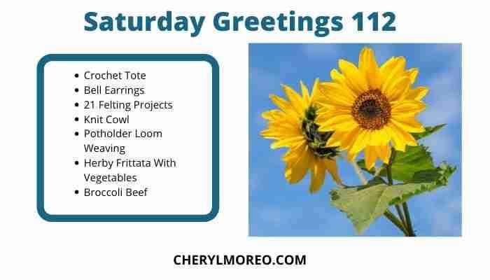 Saturday Greetings 112
