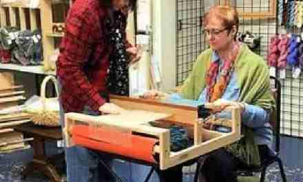 Rigid Heddle Loom Weaving Tips