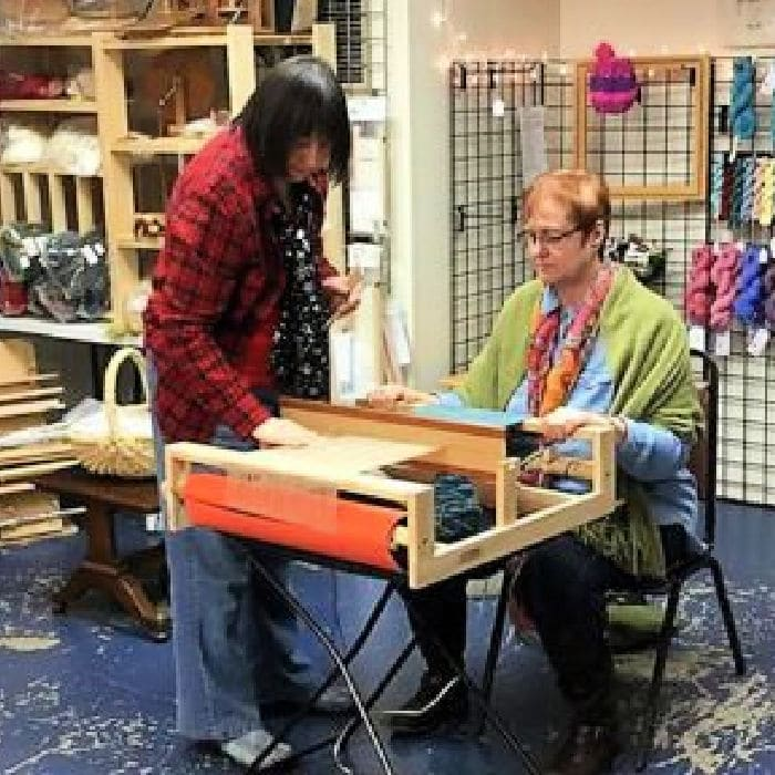 Rigid Heddle Weaving Tips