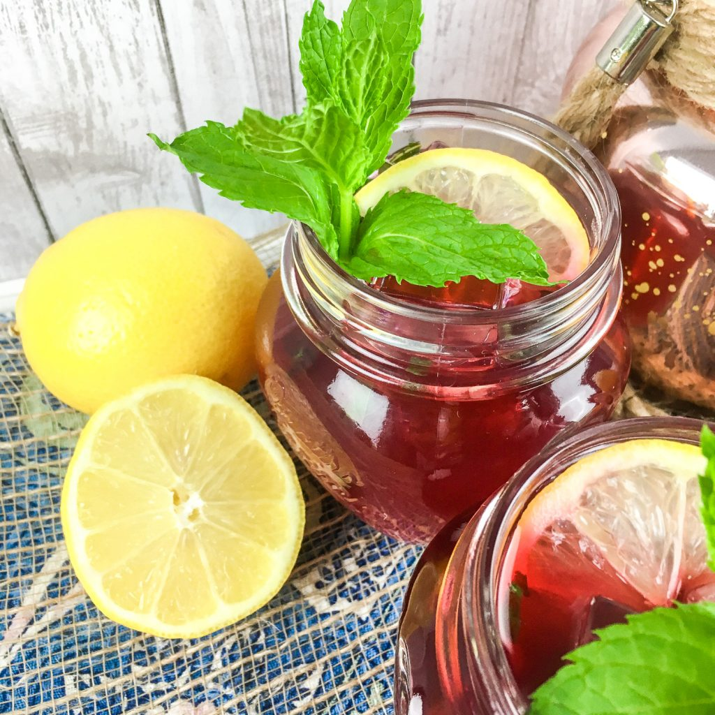 passion tea lemonade
