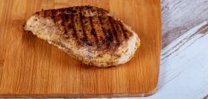 bbq grilled chicken breast