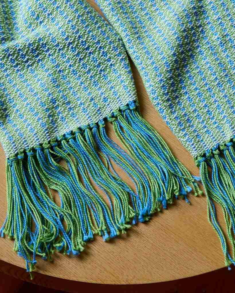 tulip shawl