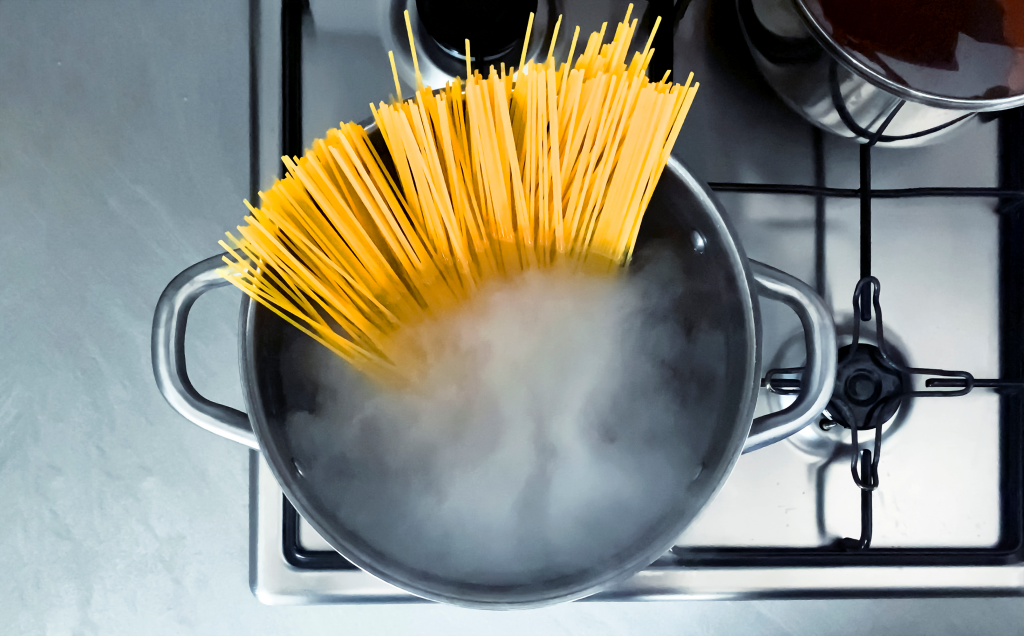 pasta dry spaghetti